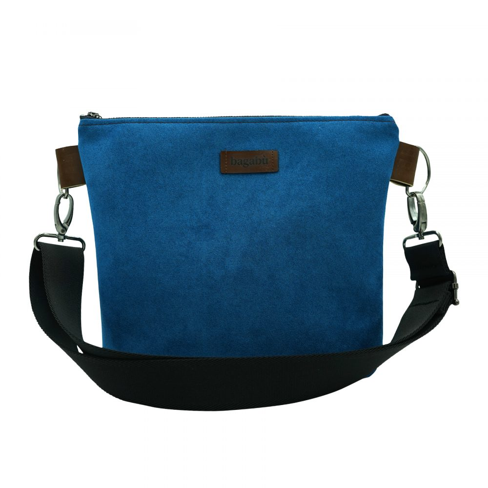 Handmade sustainable leather bag Enzo from Bagabu