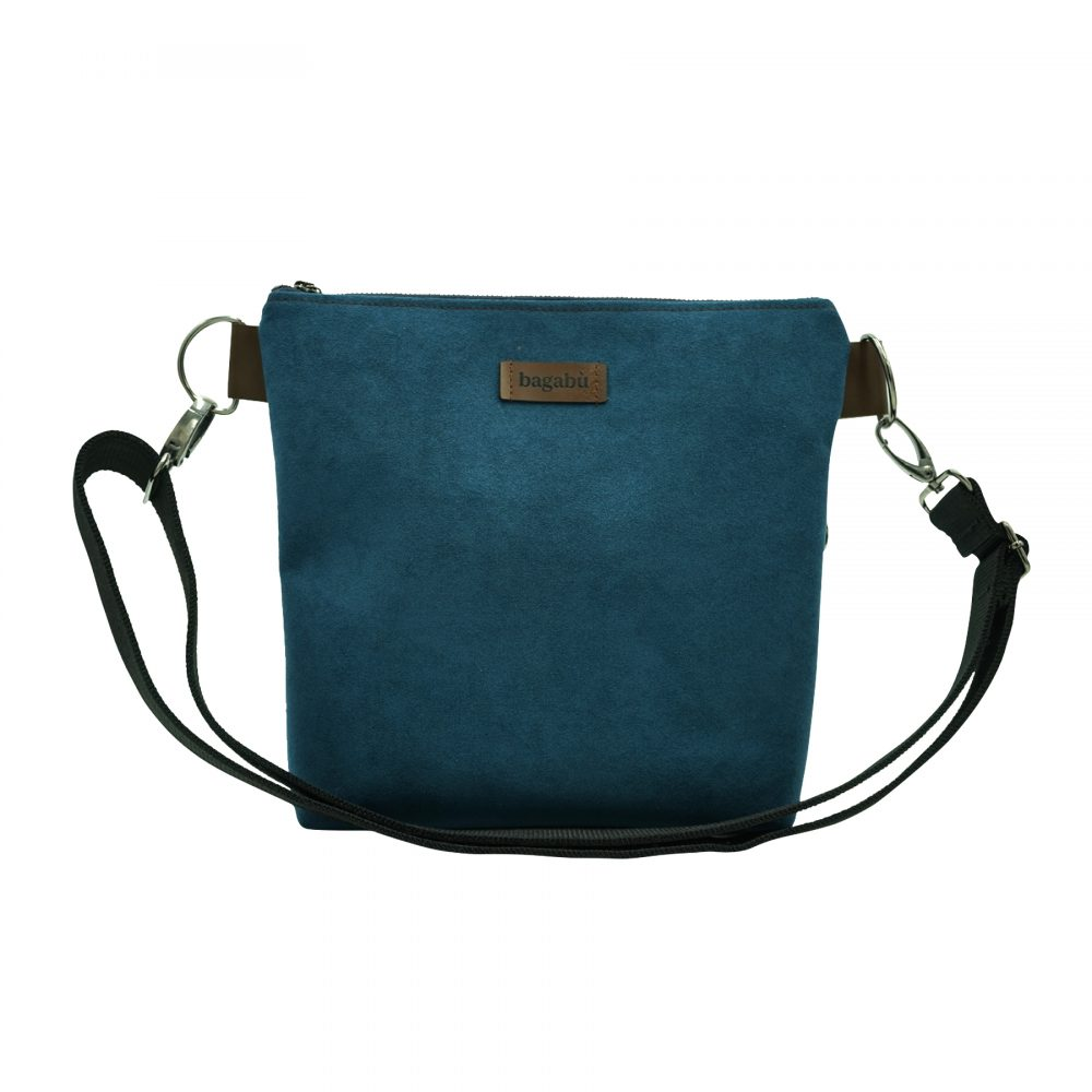Handmade sustainable leather bag Gian from Bagabu