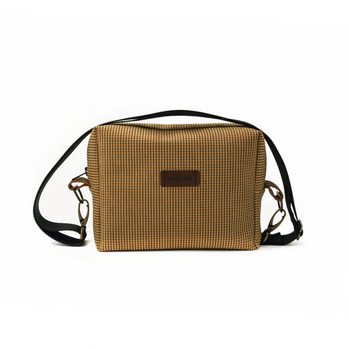ornage shoulder bag