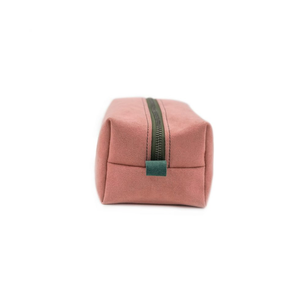 dusty pink bag